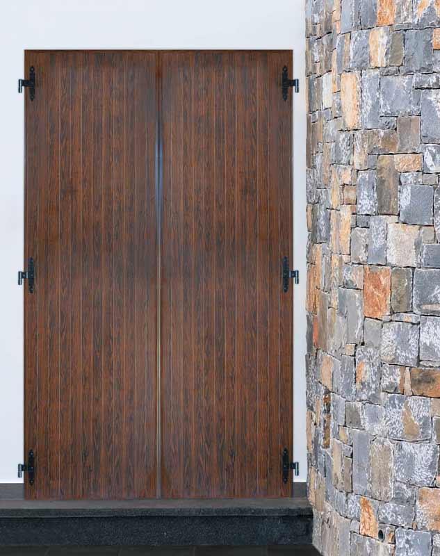 serramenti in alluminio-legno