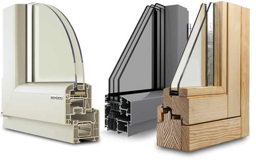 Serramenti in pvc alluminio o legno quale scegliere for Serramenti pvc legno